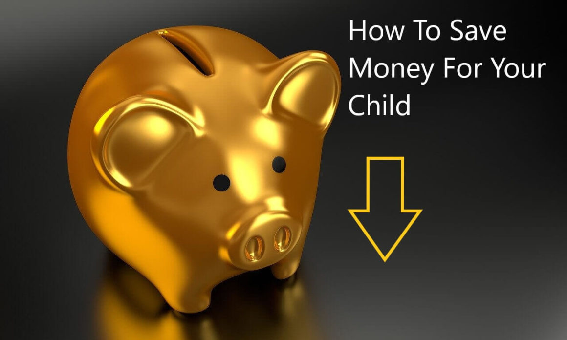 5 Quick Points On How To Save Money For The Kids