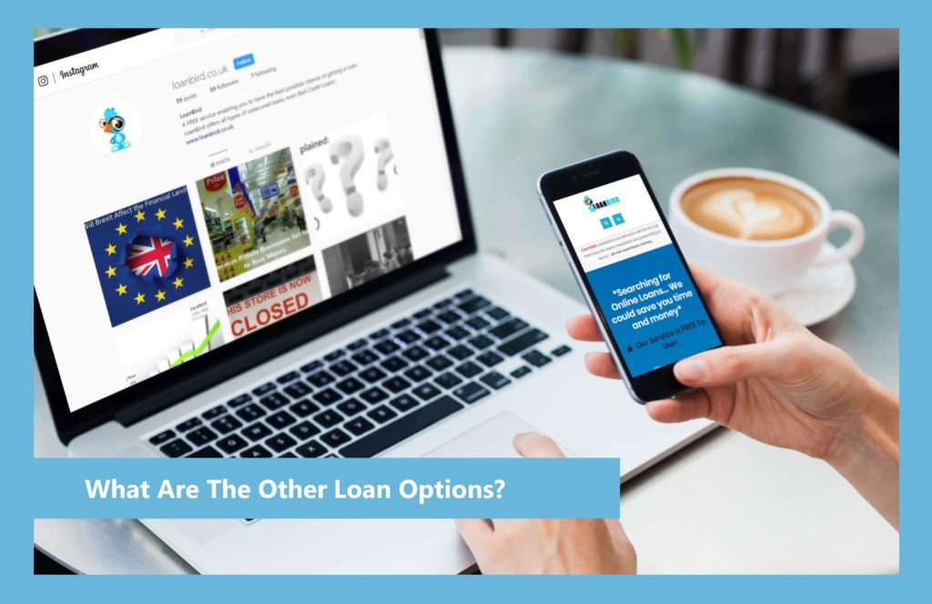 other direct loan options for bad credit